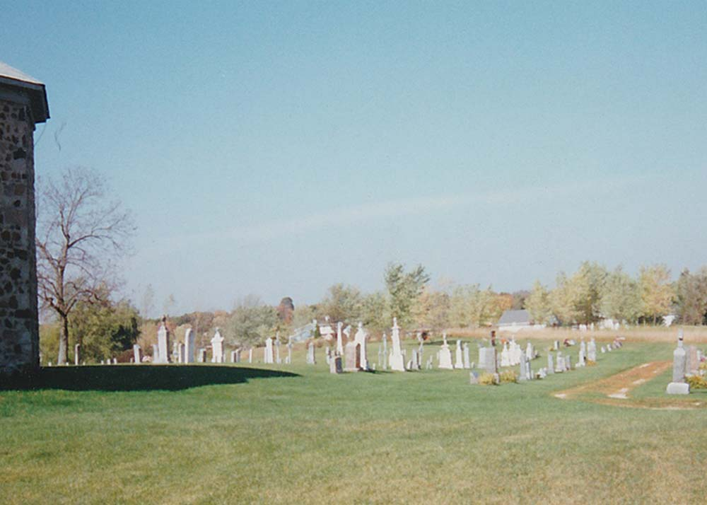 St. Peter's Cemetery 1997