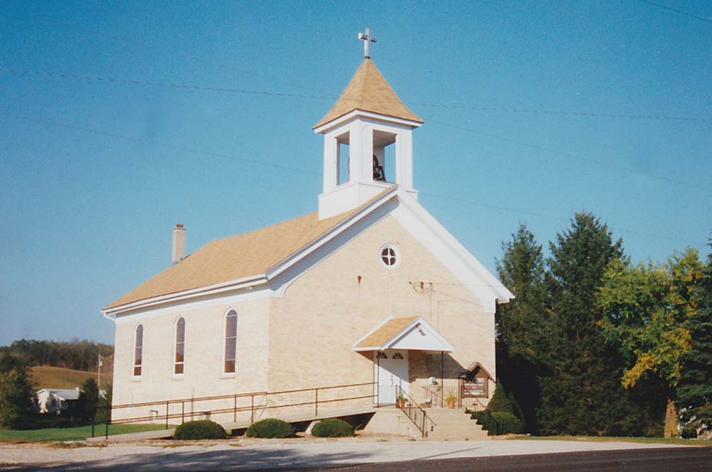 St. John's UCC, Boltonville, formerly Free Will Baptist Church