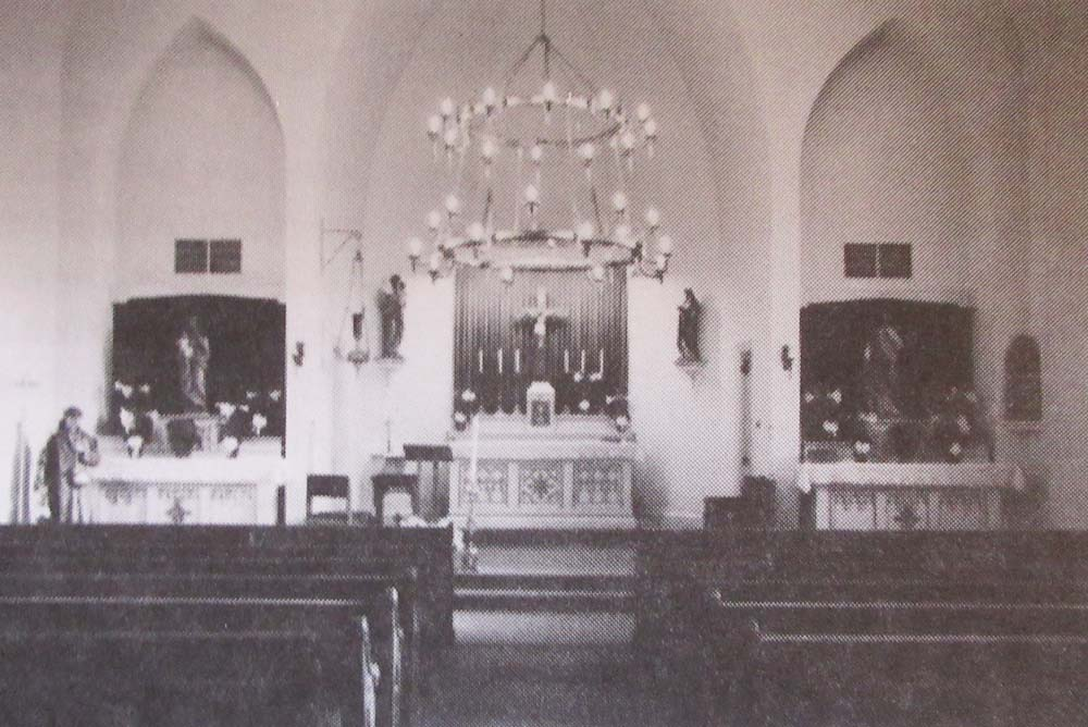 St. John of God Church Altar