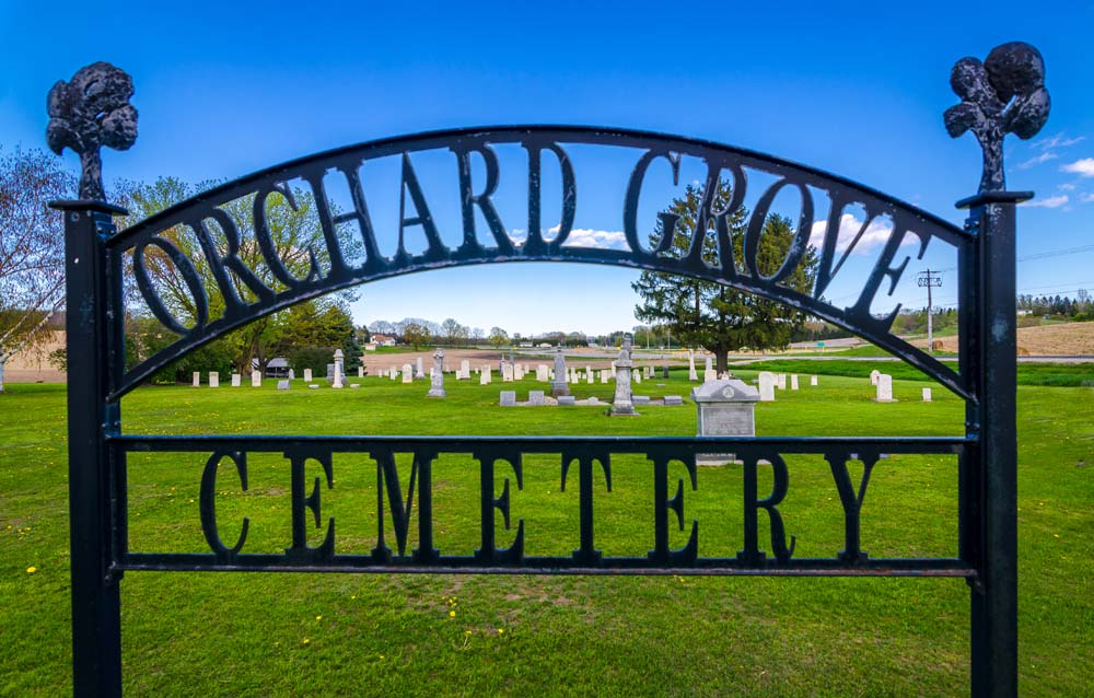 Orchard Grove Cemetery 2018