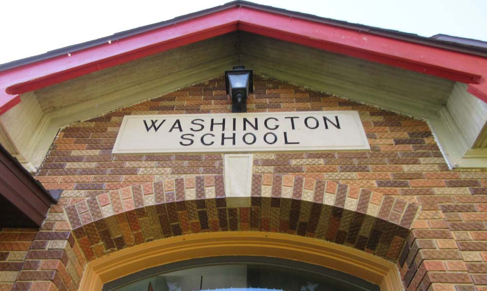 Washington School 2019